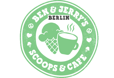 logo Ben & Jerry's Scoops and Café