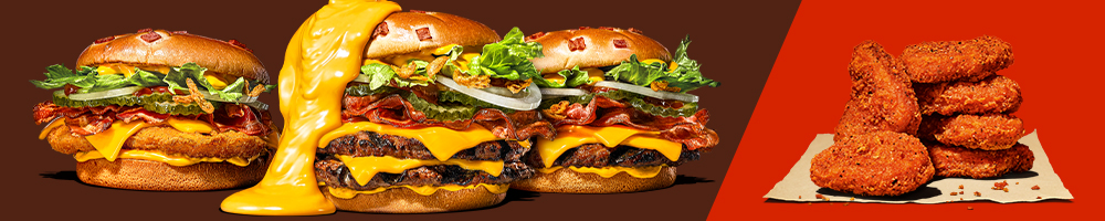 Burger King Lieferservice