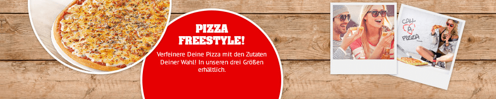 Pizza Free-Style