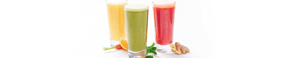 Fresh pressed Juices