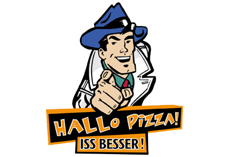 logo Hallo Pizza Alsdorf