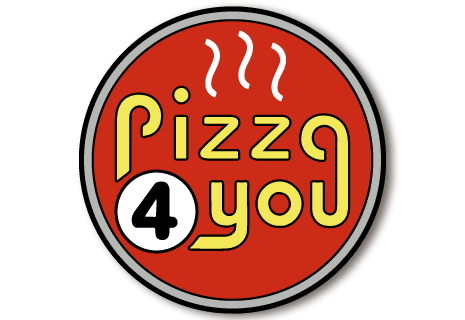 logo Pizza 4 You