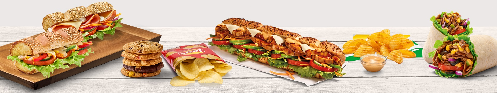 Subway Lieferservice