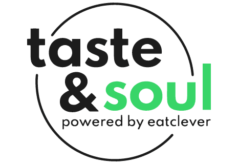 logo taste&soul - powered by eatclever