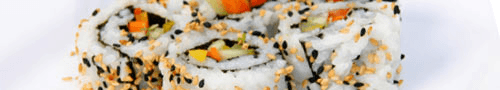 Uramaki - inside out maki 1 roll