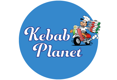 logo Pizza & Kebap Planet