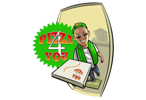 logo Pizza & Pasta 4 You
