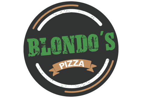 logo Blondo's Pizza
