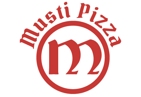 logo Musti Pizza