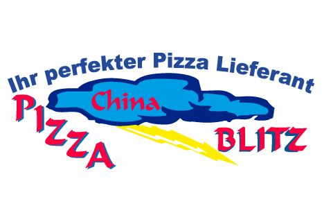 logo Pizza & China Blitz
