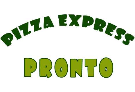 logo Pronto Pizza Express