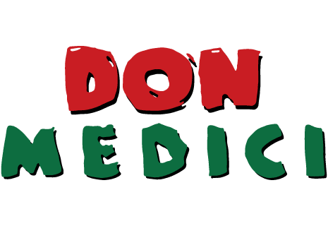 logo Don Medici Pizzeria