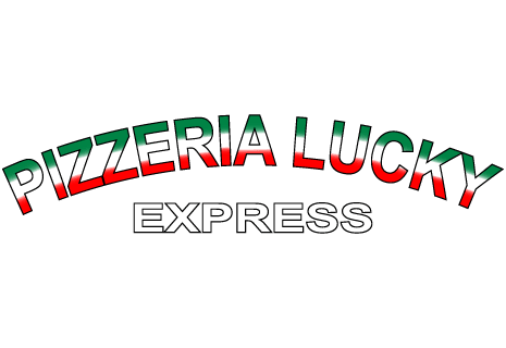 logo Pizza Lucky Express