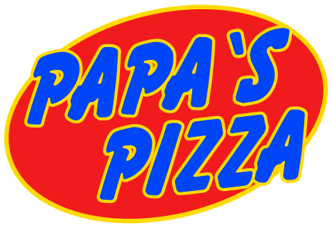 logo Papas Pizza