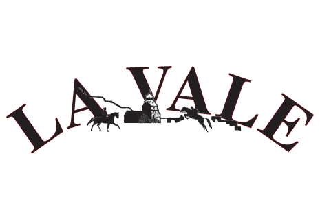 logo La Vale Pizza Service & Asian Hoot Wok