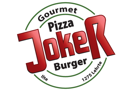 logo Joker Pizza & Burger