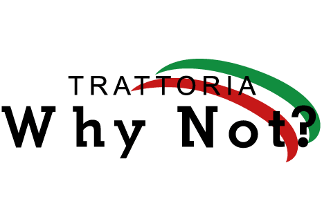 logo Trattoria Why Not?