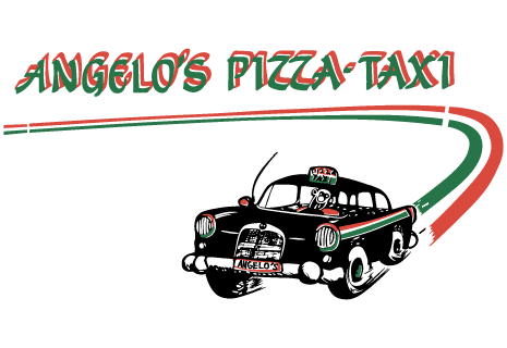 logo Angelos Pizza Taxi
