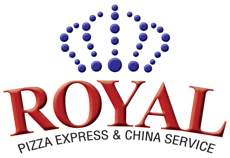 logo Royal Pizza Express & China Service