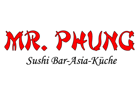 logo Mr. Phung Sushi-Bar & Asia Küche