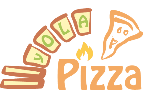 logo yOla Pizza