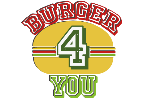 logo burger4you