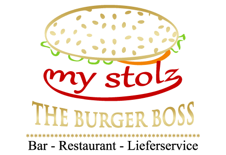 logo My Stolz - The Burger Boss