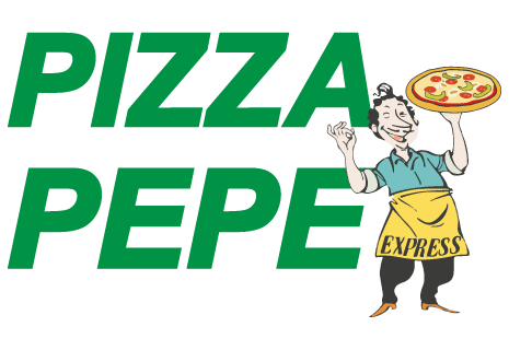 logo Pizza PePe Express