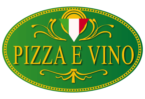 logo Pizza E Vino