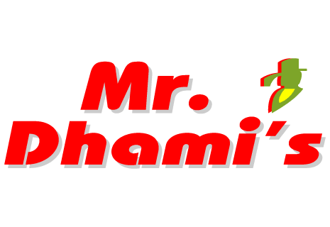 logo Mr. Dhami's Pizzeria