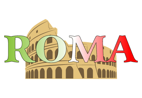 logo Roma Pizza