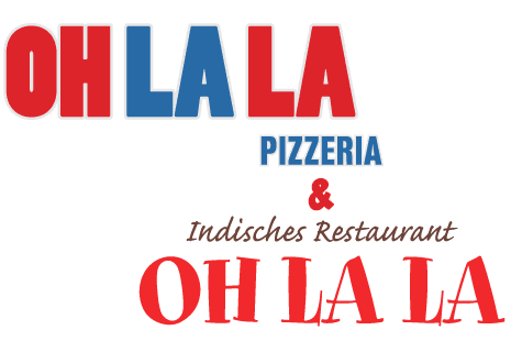 logo Oh La La Pizza & Indish Curry