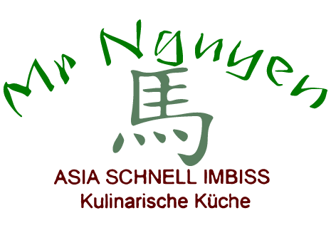 logo Asia Schnell Imbiss 'Mr. Nguyen'