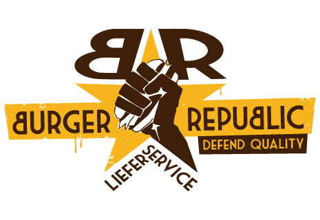 logo Burger Republic