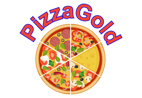 logo Pizza Gold