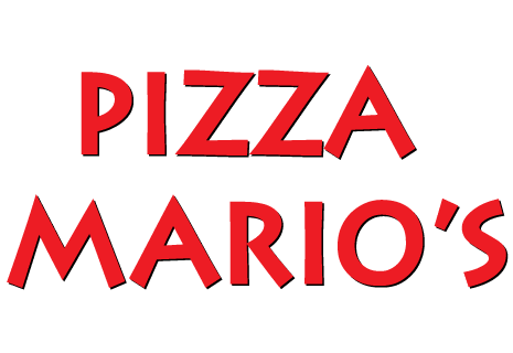 logo Pizza Marios