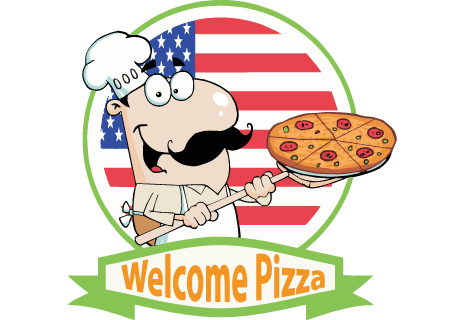 logo Welcome Pizza