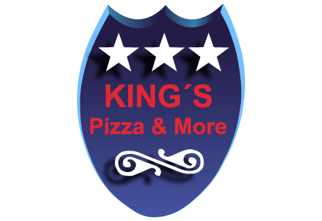 logo Kings Pizza and more