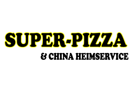 logo Super Pizza & China Heimservice