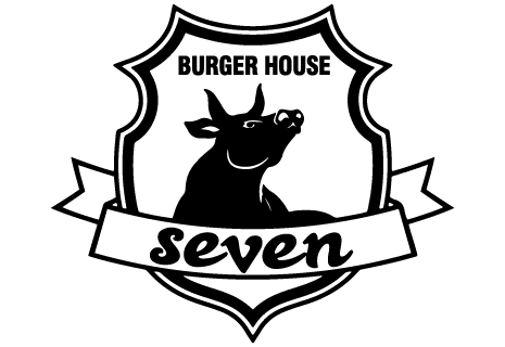 logo Burger House Seven