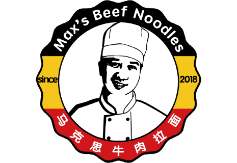 logo Max's Beef Noodles