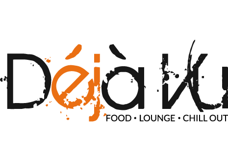 logo Deja VU - Food Lounge Chillout