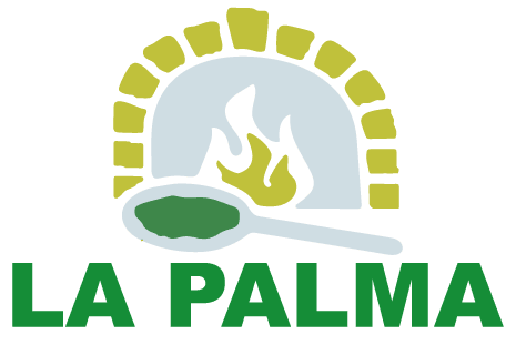 logo La Palma Pizza and more