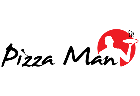 logo Pizza Man