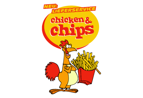 logo Chicken & Chips