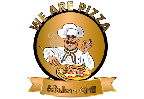 logo We are Pizza & Balkan Grill