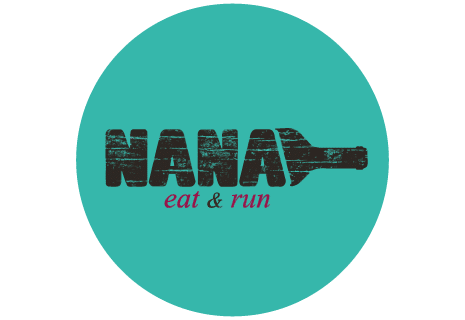 logo Nana Eat & Run