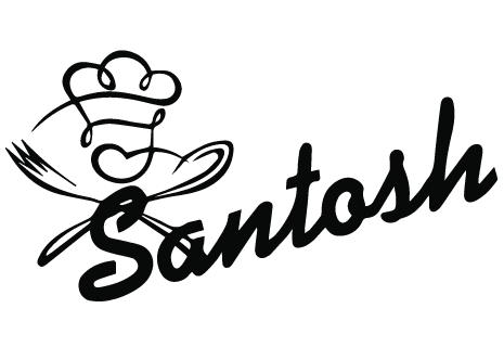 logo Santosh Pizza & more