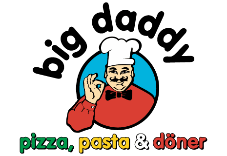 logo big daddy - Pizza, Pasta & Döner