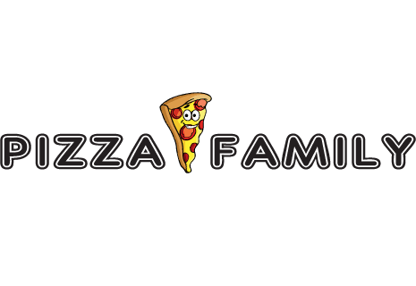 logo Pizza Family